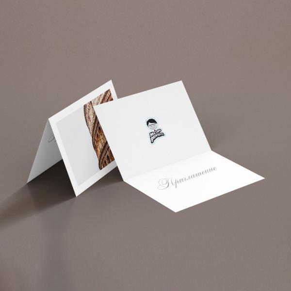 Печать открыток малым тиражом воронеж
